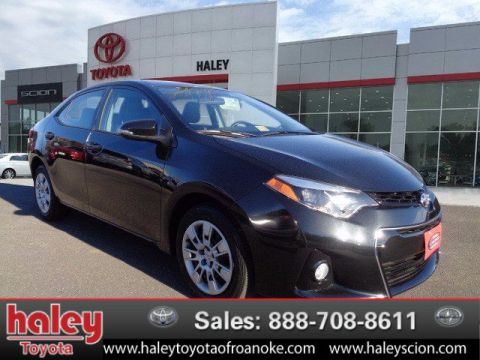 Certified Pre-Owned 2016 Toyota Corolla S FWD  Door  Sedan