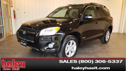 Pre-Owned 2012 Toyota RAV4 Limited  Door  4WD
