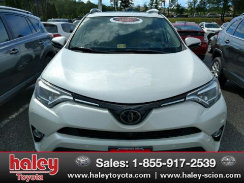 Pre-Owned 2016 Toyota RAV4 Limited 4 Door  AWD