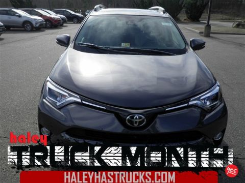 New 2017 Toyota RAV4 Platinum 4 Door  AWD