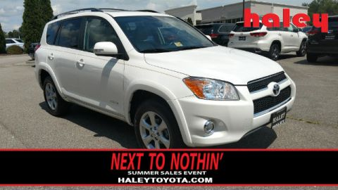 Pre-Owned 2012 Toyota RAV4 Limited FWD 4 Door  SUV