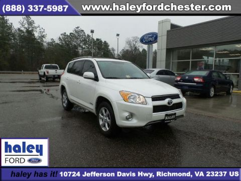 Pre-Owned 2012 Toyota RAV4 Limited FWD  Door $23995.00 SUV