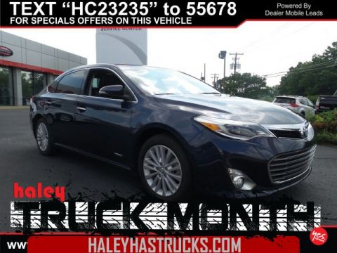Pre-Owned 2015 Toyota Avalon Hybrid Limited 4 Door  With Navigation
