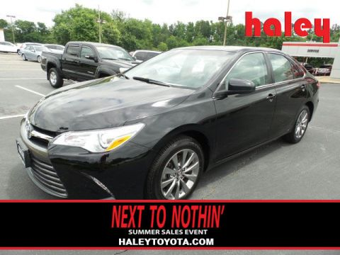 Pre-Owned 2016 Toyota Camry XLE FWD 4 Door  Sedan