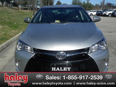 Pre-Owned 2016 Toyota Camry SE FWD 4 Door  Sedan