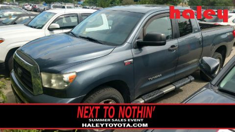 Pre-Owned 2008 Toyota Tundra 5.7L V8 4 Door Double Cab 4WD