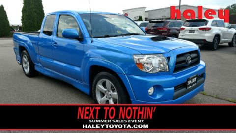 Pre-Owned 2006 Toyota Tacoma X-Runner V6 RWD 4 Door Access Cab Truck