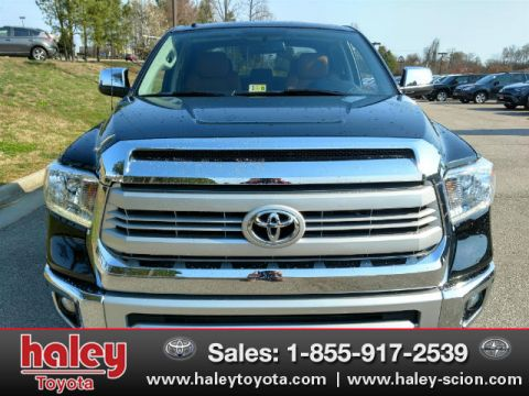 Pre-Owned 2014 Toyota Tundra 1794 5.7L V8 4 Door CrewMax With Navigation & 4WD