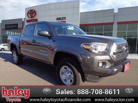 Certified Pre-Owned 2016 Toyota Tacoma SR5 V6 RWD  Door  Truck