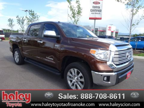 Certified Pre-Owned 2016 Toyota Tundra Limited 5.7L V8  Door  4WD