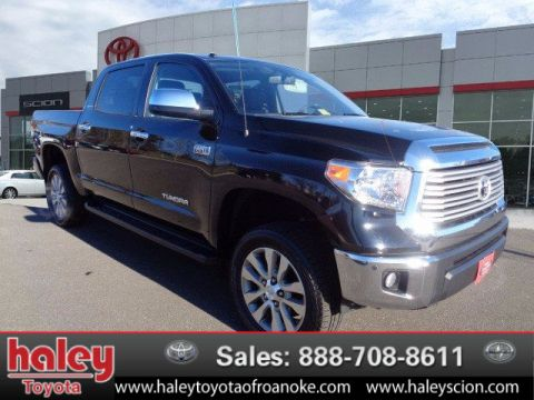 Certified Pre-Owned 2015 Toyota Tundra Limited 5.7L V8  Door  4WD