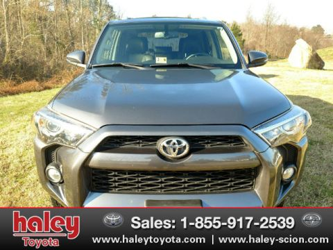 Pre-Owned 2015 Toyota 4Runner SR5 Premium 4 Door  With Navigation & 4WD