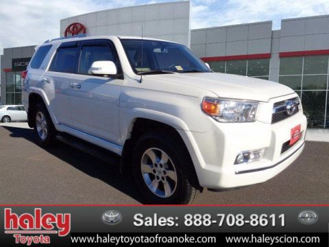 Certified Pre-Owned 2013 Toyota 4Runner SR5  Door  4WD