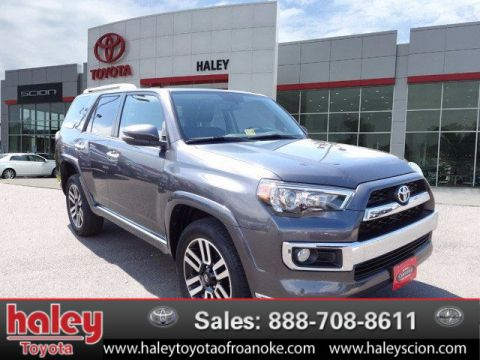Pre-Owned 2014 Toyota 4Runner Limited  Door  With Navigation & 4WD