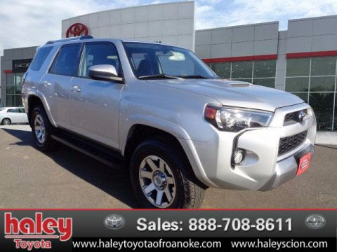 Pre-Owned 2014 Toyota 4Runner Trail  Door  4WD