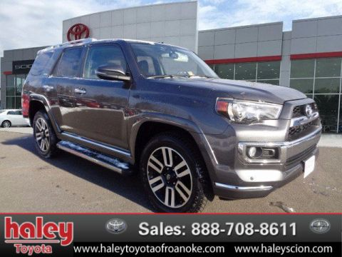 Certified Pre-Owned 2015 Toyota 4Runner Limited  Door  4WD