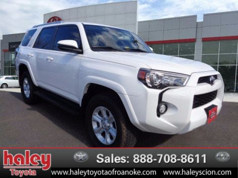 Certified Pre-Owned 2016 Toyota 4Runner SR5  Door  4WD