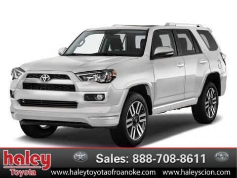 Pre-Owned 2016 Toyota 4Runner Limited  Door  4WD