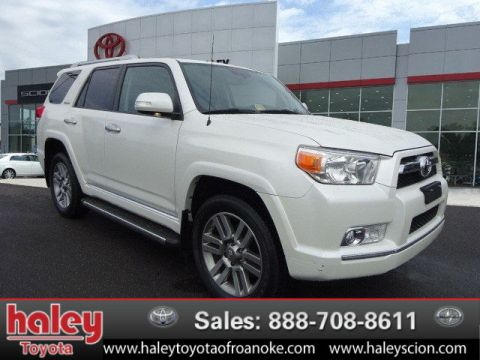 Certified Pre-Owned 2011 Toyota 4Runner Limited V6  Door  4WD