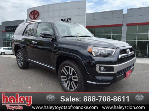 Certified Pre-Owned 2015 Toyota 4Runner Limited  Door  With Navigation & 4WD