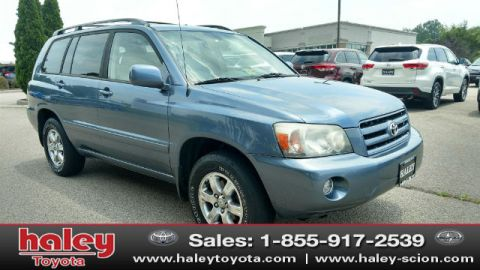 Pre-Owned 2006 Toyota Highlander V6 4 Door  AWD