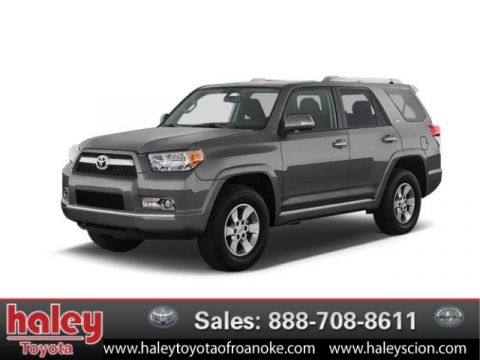 Certified Pre-Owned 2013 Toyota 4Runner Limited RWD  Door  SUV