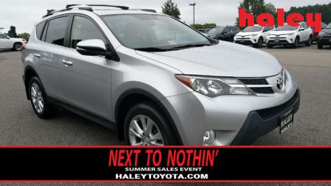Pre-Owned 2015 Toyota RAV4 Limited 4 Door  AWD