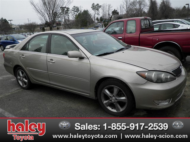 pre owned 2006 toyota camry se v6 sedan in midlothian h57184b haley toyota of richmond. Black Bedroom Furniture Sets. Home Design Ideas
