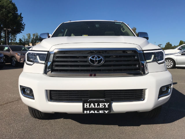 2018 toyota sequoia limited. beautiful limited new 2018 toyota sequoia limited suv in midlothian h60009  haley of  richmond inside toyota sequoia limited