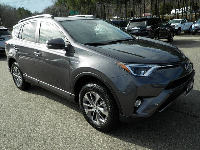 new 2017 toyota rav4 hybrid xle suv in midlothian h58243 haley toyota of richmond. Black Bedroom Furniture Sets. Home Design Ideas